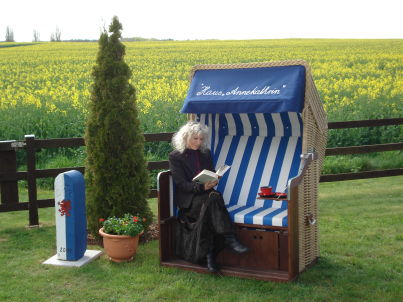 Ihr Gastgeber Annekathrin Siebert