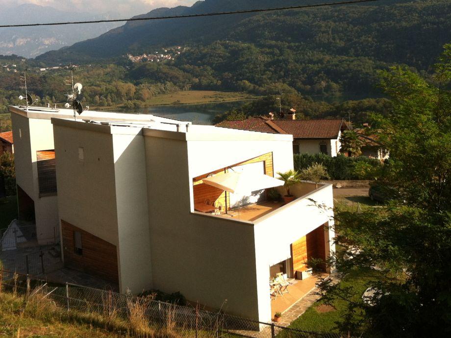 Casa Sole und die große Terrasse
