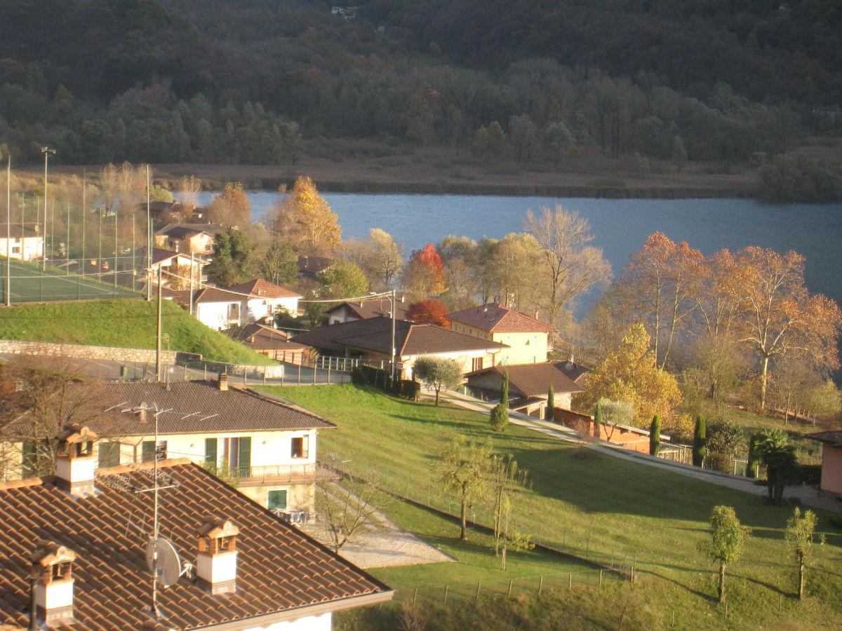 Ferienwohnung casa sole porlezza luganersee lucia for Lotti in piano casa fronte lago