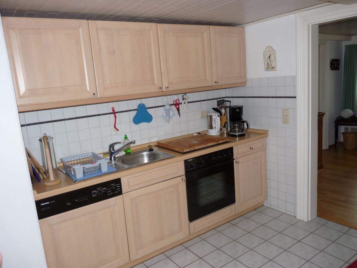 Ferienhaus an der wilster 3 sudliche nordsee for Komplette küche