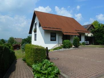 Ferienwohnung Haus Am Taubenborn