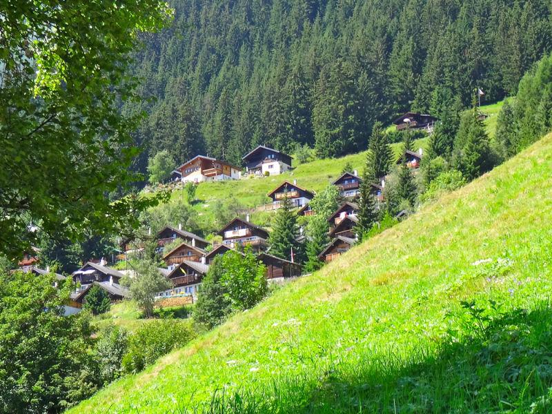 Chalet Tschuggen-Belalp