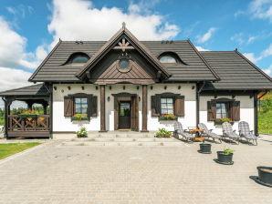 Ferienhaus Gołubie, Haus-Nr: PL-81316-01