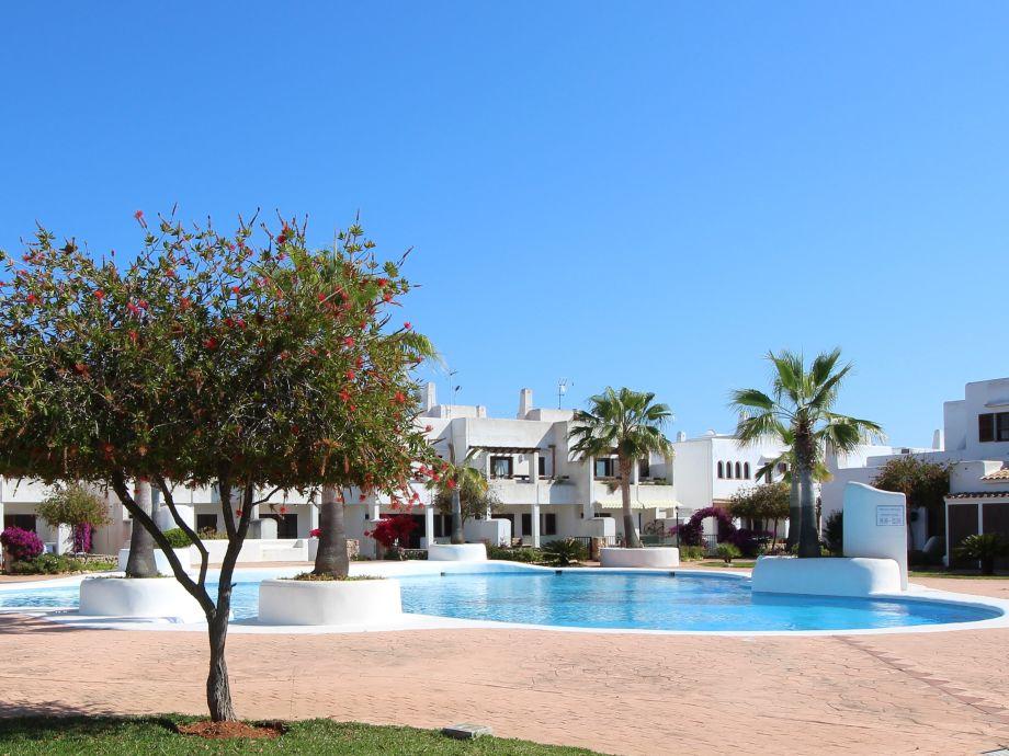 Haus und Pool