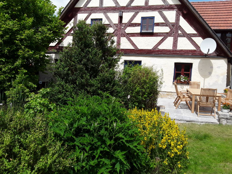 Ferienhaus Fachwerkhaus von 1708