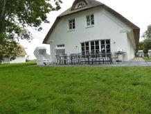 Ferienhaus Dünenwarft West - Neubau unter Reet -