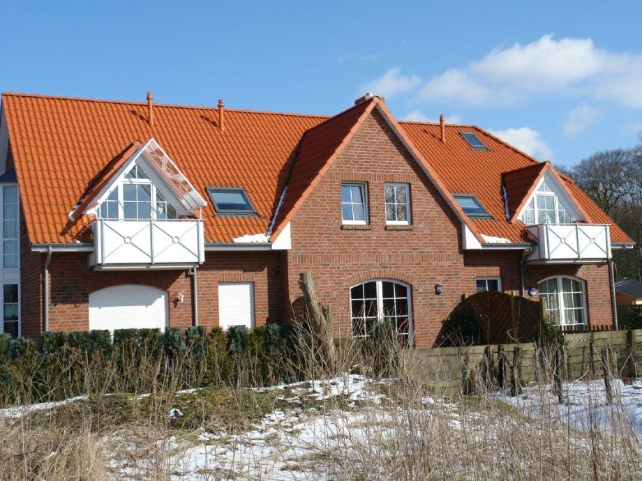 Mittelhaus (Gartenansicht)