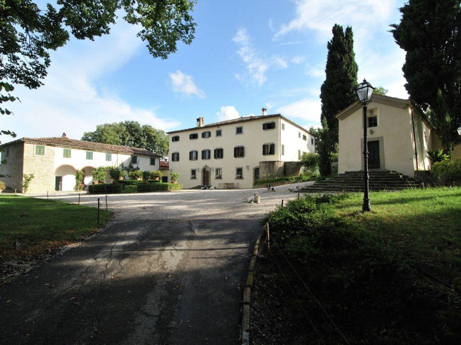 Außenaufnahme Villa La Collina