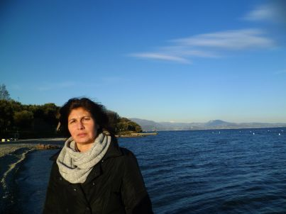 Your host Francesca Obertini