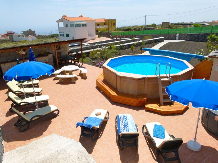 Pool - Sonnenterrasse - Badespaß