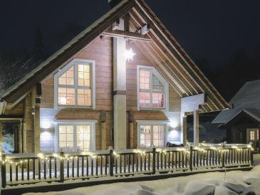 Ferienhaus Bergwaldlodge Weitsicht