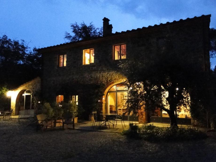 Außenaufnahme Villa Ceppeto Il Fienile