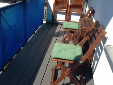 Ferienwohnung Albatros 4 - Haus Albatros