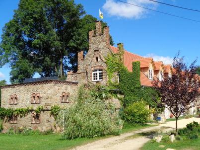 Gutshof am Wasserschloss