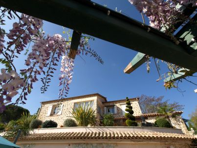 Luxus Apartment in der Villa Oliviers