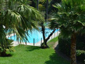 Ferienwohnung La Palmeraie - geheitztes Schwimmbad