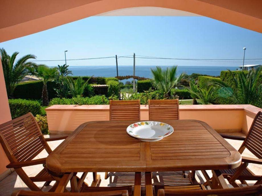 Außenaufnahme Villa Posidonia