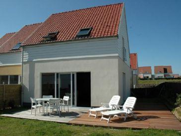 Ferienhaus Soleil, Wimereux