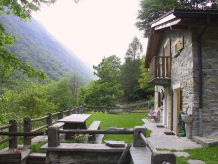 Ferienhaus Rustico Sceltra