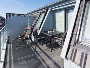Ferienwohnung Norddeich Traum Penthouse 2