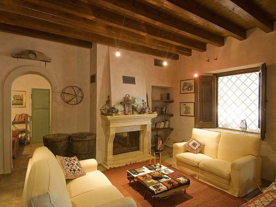 Ausstattung Casa Vento