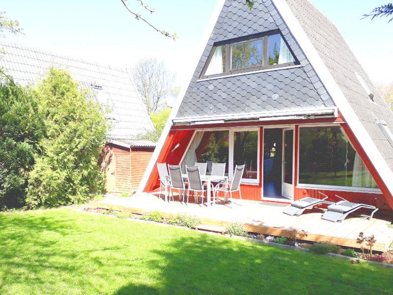 """Ferienhaus """"Ostseepirat"""" im OstseeResort Damp an der schönen Ostsee"""