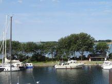 Ferienwohnung Traumferienwohnung mit Hafenblick und Dachterrasse