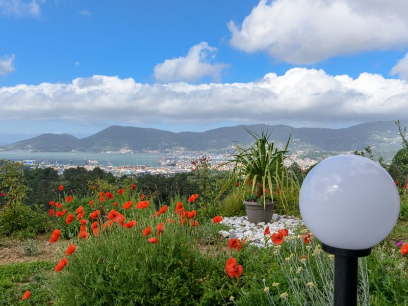 Holiday apartment Le Rose - just a few kilometres from the ocean.