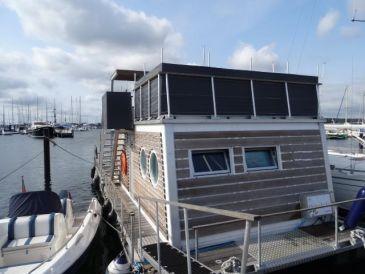 Ferienhaus Hausboot
