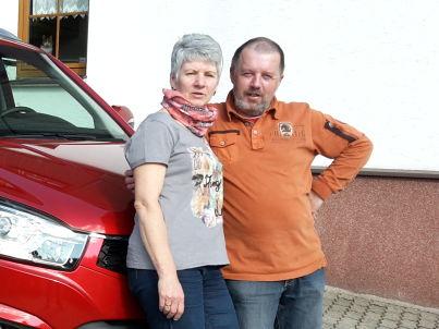 Ihr Gastgeber Regina + Thomas Rosenbaum