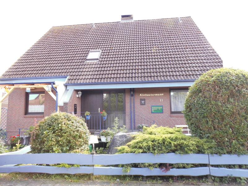 Ferienwohnung Pamir im Haus Klabautermann