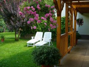 Ferienwohnung im Erdgeschoss des Hauses Feldmühle