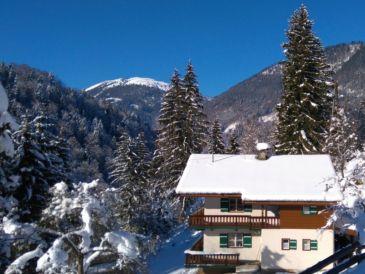 "Ferienhaus ""Berghütt'n Glemmtal"" in Tirol"