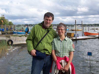 Ihr Gastgeber Corinna und Andreas Walter