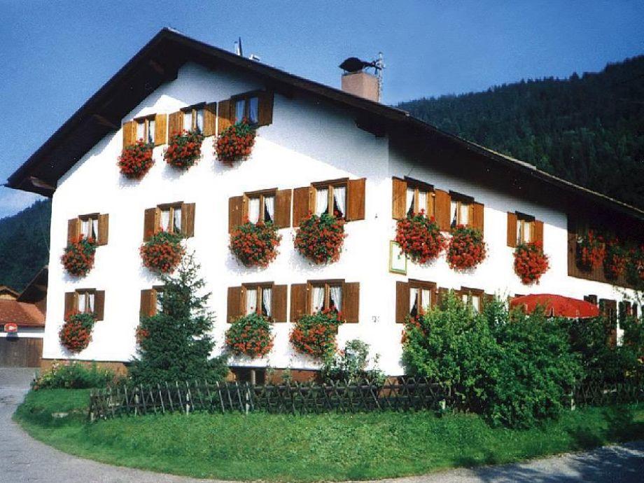 Ferieinwohnung Landhaus Jörg im Allgäu