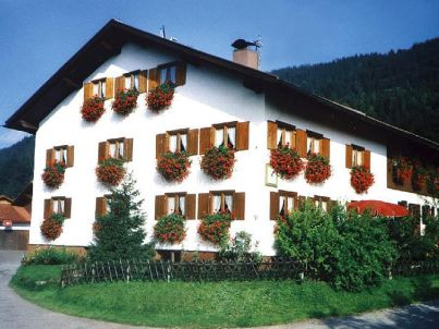 Landhaus Jörg - Giebelwohnung
