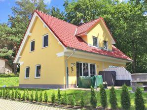Ferienhaus Waldsiedlung DHH MeerSeenSucht