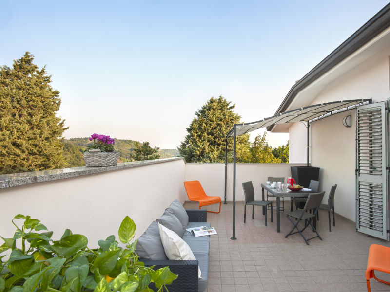 Holiday apartment Il Rosso