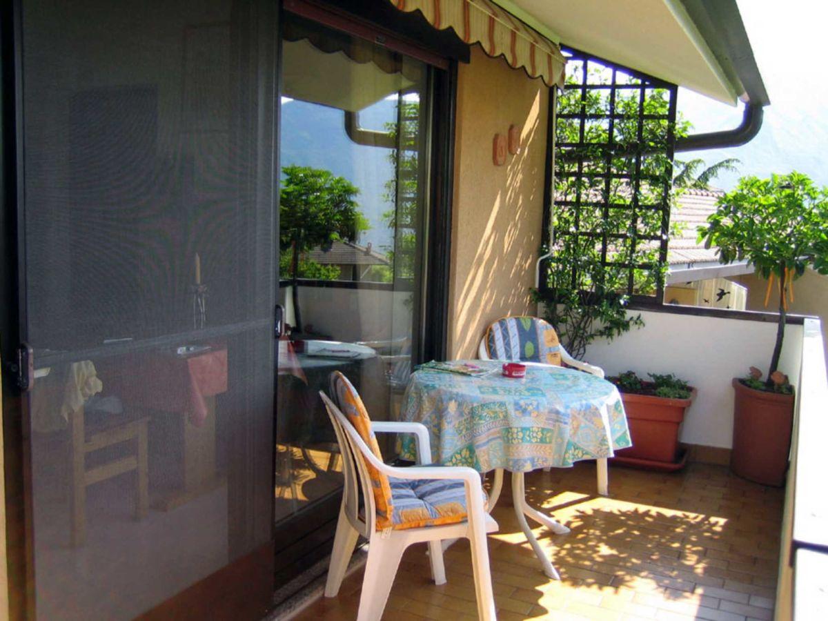 Ferienwohnung Bella Vista Gardasee Trentino Tenno