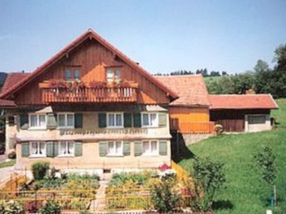Sulzberg im Haus Zeh