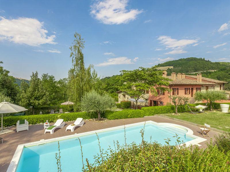 Terraced house Villa Banci