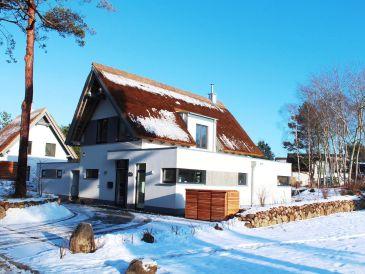 5* Luxusferienhaus, Außen-Whirlpool