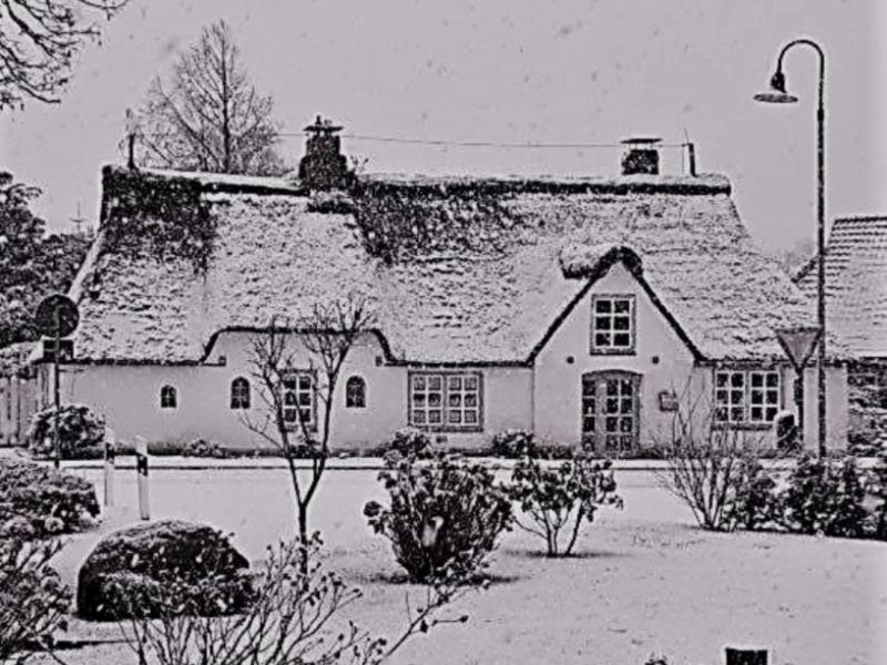 Ferienhaus Reethus in de Sünn
