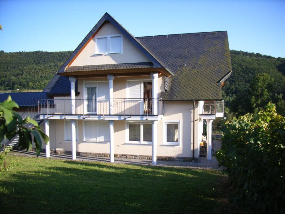 Außenaufnahme Villa- Nogaria