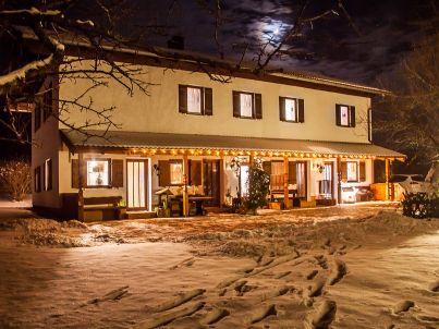 Obermoarhof Himmelbett