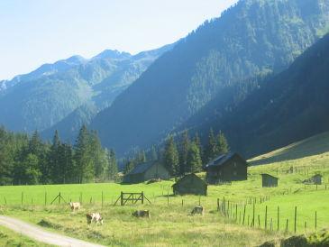 Berghütte Selbstversorger Hütte Potzalm