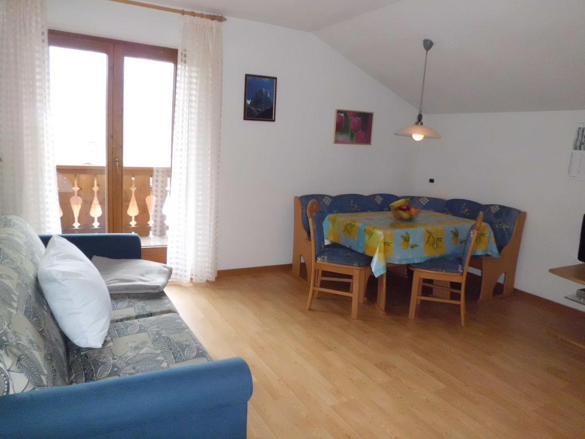 Holiday apartment ciasa ploner south tyrol dolomites for Balcony kitchen