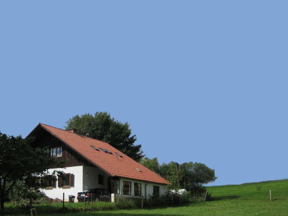 Das Rhönspaßhaus von vorne