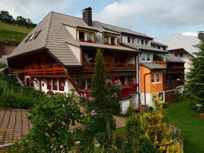 Haus Fernblick (1100 m Höhe)