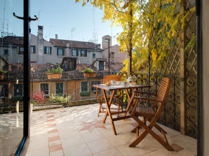 Ferienwohnung San Giacomo - Terrazza